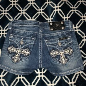 Miss me size 10 shorts